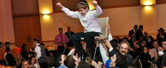 mitzvah services New Jersey